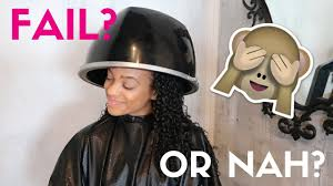 natural hair curly hair salon vlog toronto youtube