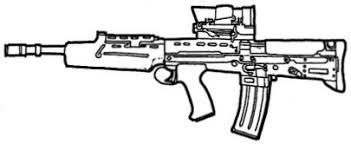 Les fusils dassaut contemporains