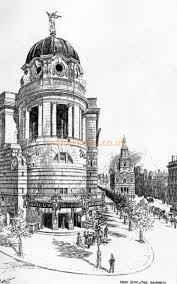 the gaiety theatre aldwych strand london