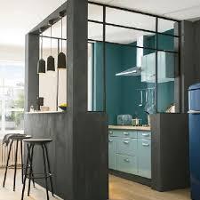meuble cuisine vert peinture couleur cuisine vert scarabée castorama