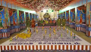 Navratri Decoration At Home This Navratri Season Meet The Golu Experts Of Chennai U2013 The