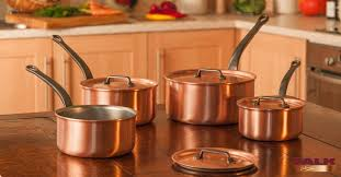 kitchen aid amazon black friday saucepan copper saucepan set copper bottom saucepan set copper