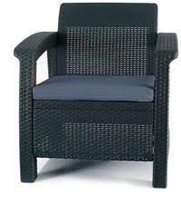 Patio Chair Rattan Patio Garden Benches Ebay