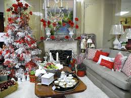 christmas decor for round tables simple christmas centerpieces for tables simple christmas