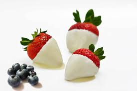 Snowberries White Chocolate Dipped Strawberries White Chocolate Covered Strawberries Ilgroup