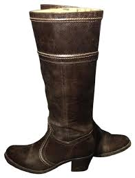 womens motorcycle riding boots frye brown 77231 leather riding motorcycle women s boots booties