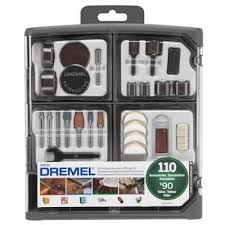 black friday home depot dremme dremel mega accessory set 110 piece 709 02 the home depot