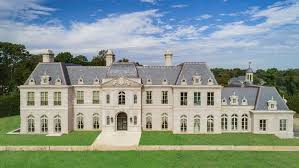 chateau style 60 million outstanding chateau style mansion inspired by
