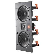 jbl home theater speakers jbl arena 55iw in wall speaker single arena55iw b u0026h photo