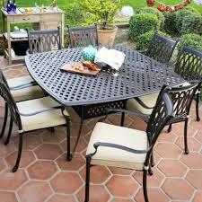 patio ideas black wrought iron patio furniture cast iron patio