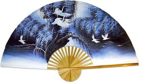 Cheap Oriental Home Decor by Asian Decor Oriental Wall Fans And Chinese Umbrellas