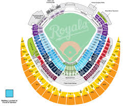 lexus dugout club seats royals ticket pricing kansas city royals