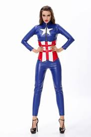 Cheap Women Halloween Costumes Halloween Costumes Women Captain America Avengers Women