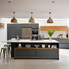 painted kitchen furniture painted kitchens ideal home