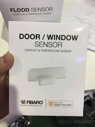 hands on fibaro u0027s homekit enabled flood door window and motion
