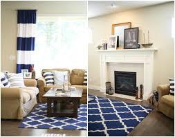 nautical living room home design ideas