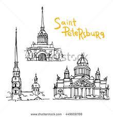 beautiful hand drawn vector illustration sketching of saint