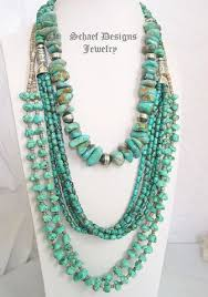 long turquoise necklace images 151 best turquoise necklace images turquoise jpg