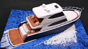 3d cake 3d cruiser yacht cake yeners way