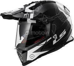 no fear motocross helmet ls2 mx436 pioneer trigger enduro helmet motoin de