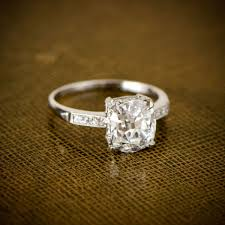 vintage cushion cut engagement rings charming vintage cushion cut engagement rings 66 with additional