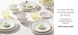 How To Set Silverware On Table Flatware Kate Spade Dining Collections Macy U0027s