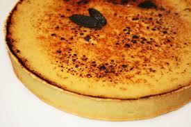 cuisine de bernard tarte au citron la cuisine de bernard tarte à la crème brûlée fève tonka
