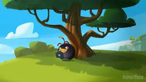 bomb bird stars in angry birds update short fuse youtube