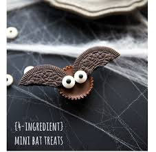 Halloween Bat Treats 14 Ridiculously Awesome Halloween Treats Anyone Can Make