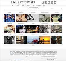 beautiful modern blogger templates starsunflower studio blog