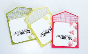 thank you card for 13 diy thank you cards to get ahead of the gifting