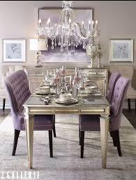 purple dining room ideas modern dining room set choose furniture colors and decoration 15