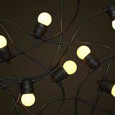 Festoon Lighting Outdoor 36 Awesome Black String Lights Home Idea
