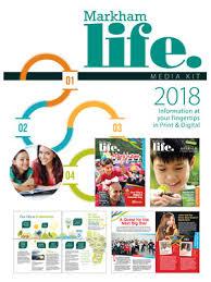 city of markham markham life magazine