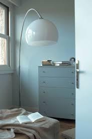 chambre bleu et mauve peinture noir et blanc pour chambre