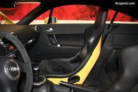 siege audi tt prototype audi tt v6 biturbo de 380 ch de 2001 avec le moteur de l