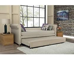 amazon com best trundle sofa bed beautiful modern amazing detail