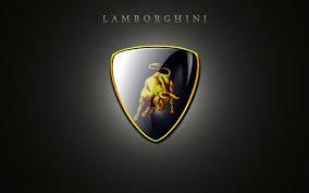 lamborghini logo wallpaper lamborghini logo wallpaper hd