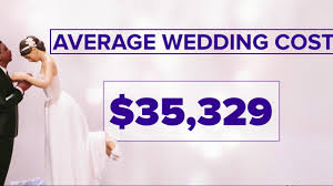 average wedding dress cost average cost of a wedding rises to an all time high of today