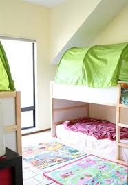 Cool Ideas For Kids Rooms by 45 Cool Ikea Kura Beds Ideas For Your Kids U0027 Rooms Digsdigs