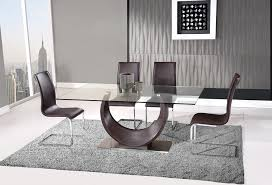 dining table d2185dt wenge by global furniture