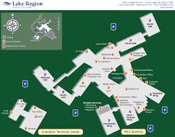 State College Map by Visit Lrsc Lake Region State College