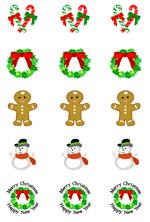 christmas stickers free printable christmas sticker sheets free printables