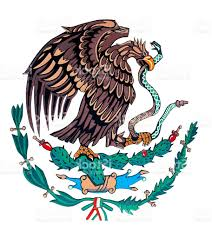 Mexican Flag Stencil Mexican Flag Eagle Symbol Best Eagle 2017