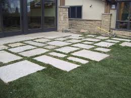 patio ideas with pavers patio pavers with grass in between design 11071 modaser com ds