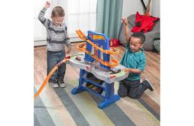 step2 wheels table this step2 wheels car track table 8152280 argos price