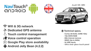 Audi Q5 Specs - navitouch android audi a4 a5 q5 concert simphony 6 5