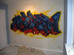 graffiti ideas for bedrooms
