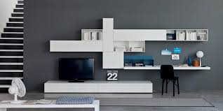 Armadio Con Vano Porta Tv by Tv Rack Cleverly Combines Media Storage And A Rotating Tv Stand