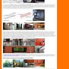 building a container house u2013 modern tiny house